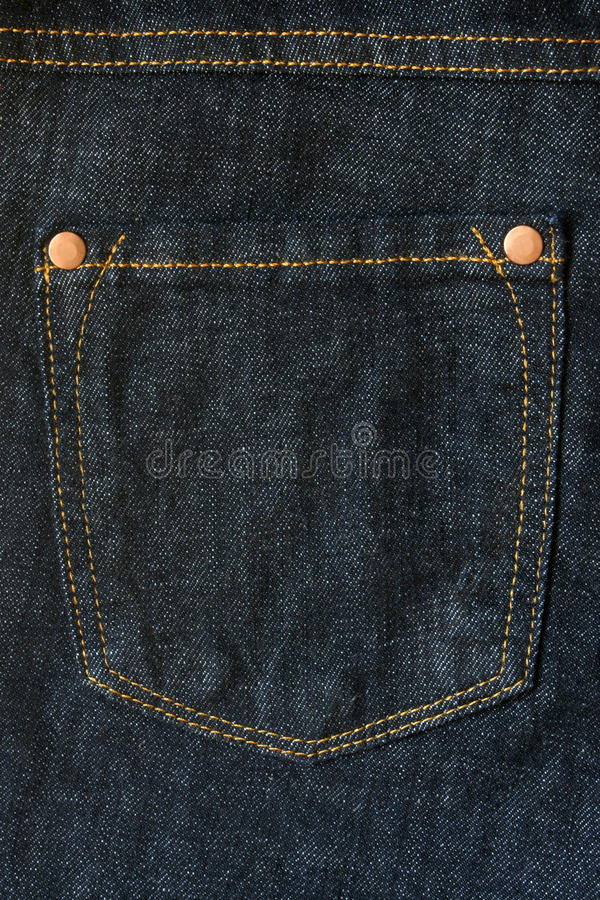 Free Close-up Of A Hip Pocket Stock Images - 15857774