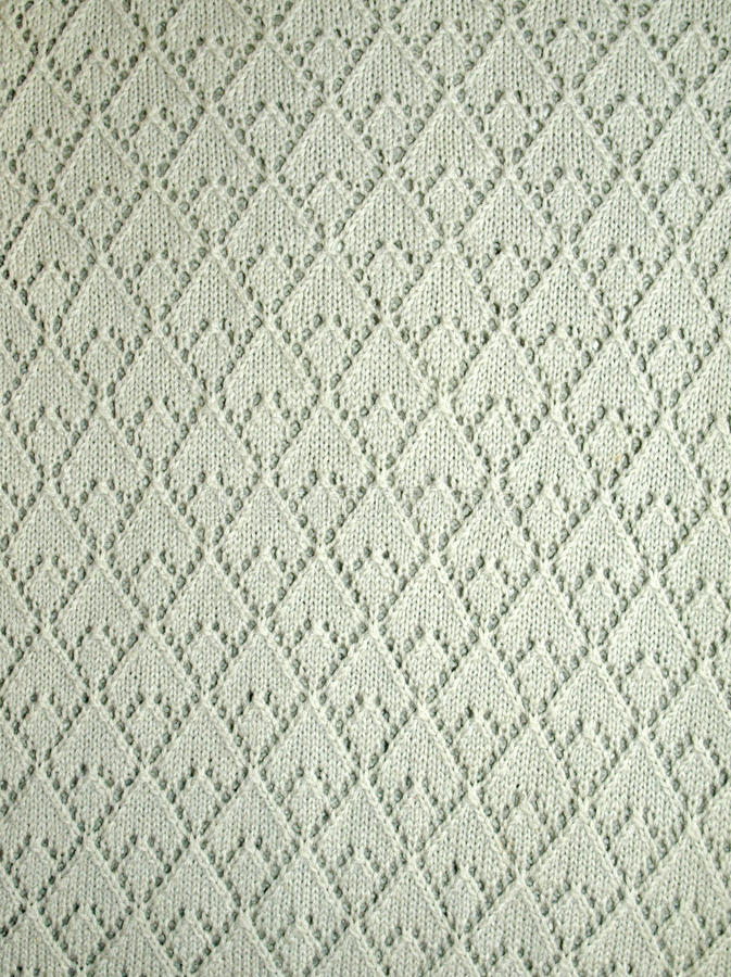 Free Close-up Of A Piece Of Knit Fabric. Stock Photography - 22579332