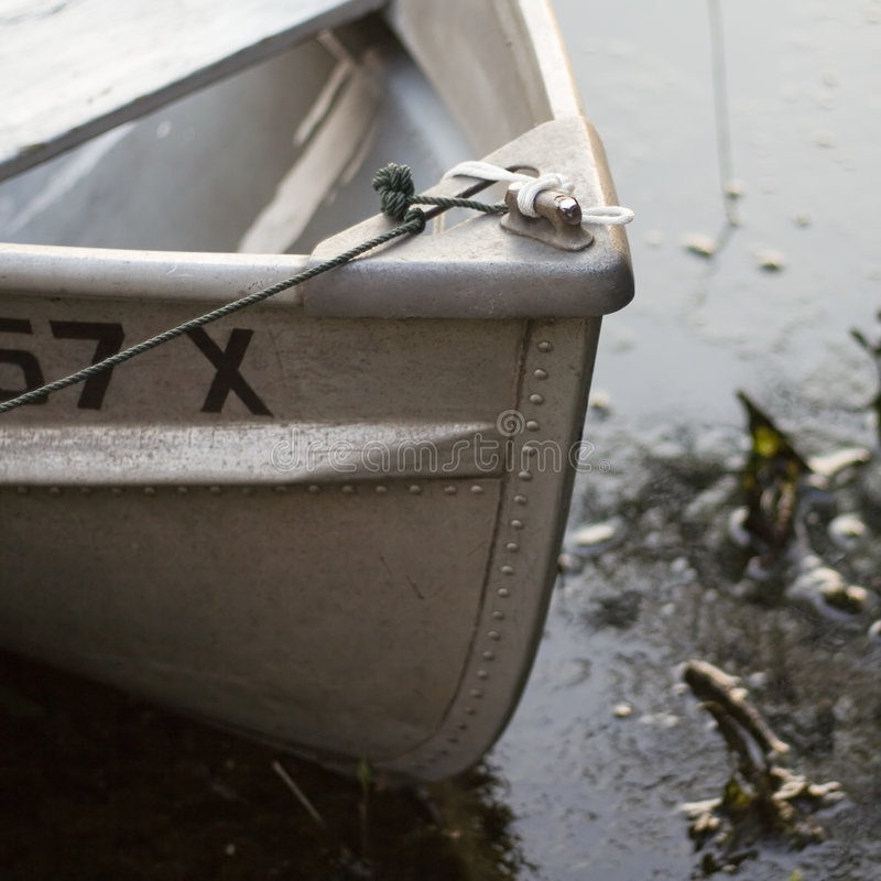Free Close-up Of Boat Bow Stock Image - 2358301