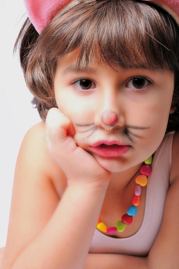 Free Close-up Of Child Royalty Free Stock Images - 17432609