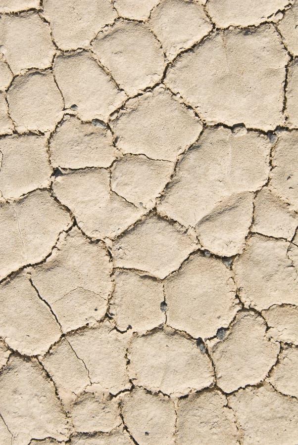 Free Close Up Of Cracked Ground Stock Image - 4353841