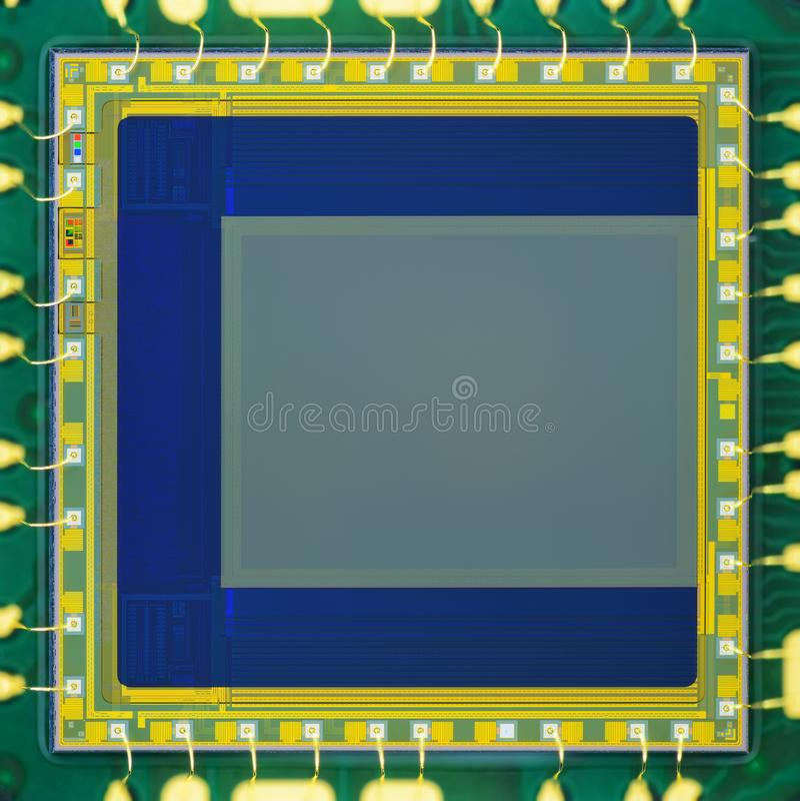 Free Close-up Of Digital Phone Camera Sensor Stock Photography - 110779082