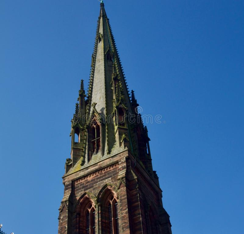 Free Close Up Of The Spire Stock Photography - 142846072