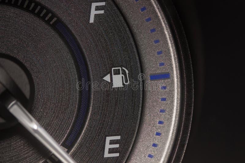 Close-up oil panel Car stock photos