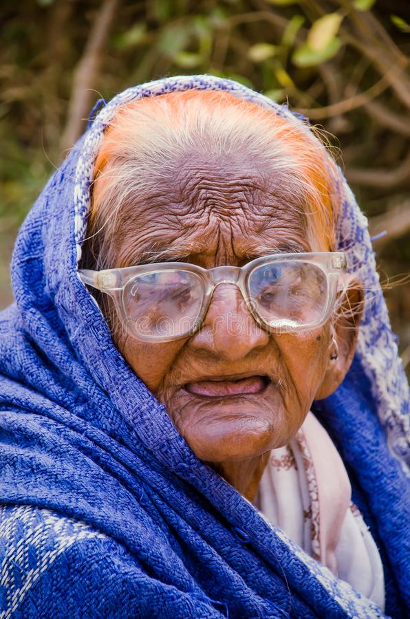 Old Indian Lady Stock Images - Download 1,631 Royalty Free -4975