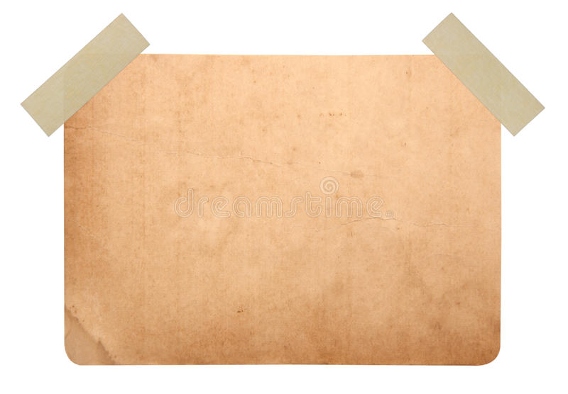 Download Close Up Of A Old Postcards Stock Image - Image of border, frame: 39512833