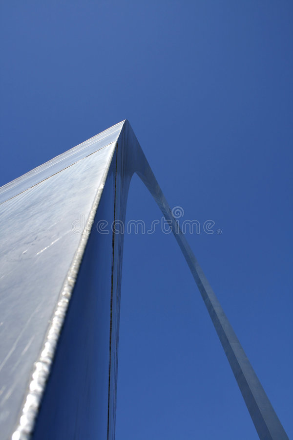 Free Close Up On The Arch At St. Louis Royalty Free Stock Image - 1433046