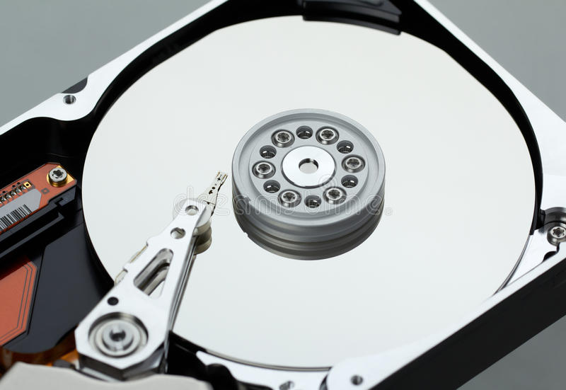 Download Hard disk drive stock image. Image of disc, macro, gigabyte - 30238925