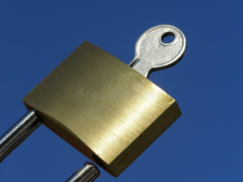 Close-up of padlock royalty free stock image