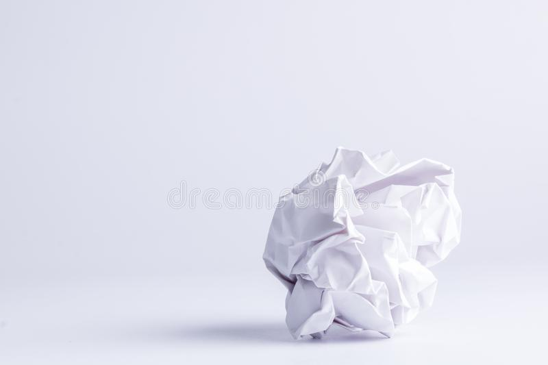 Idea paper royalty free stock image