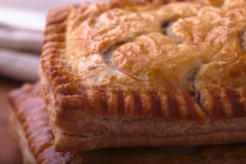Pasty Close Up Royalty Free Stock Image