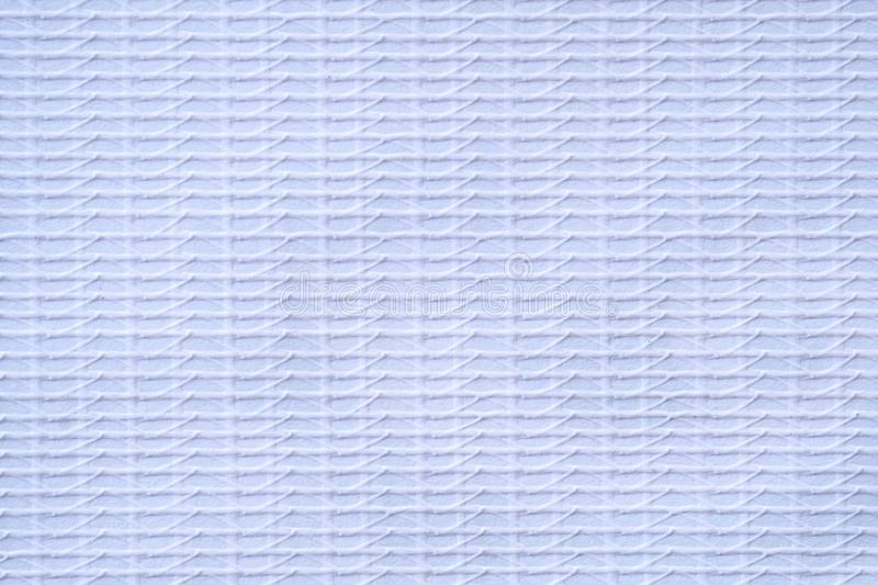 Close-up pattern white vinyl poster paper striped royalty free stock photo