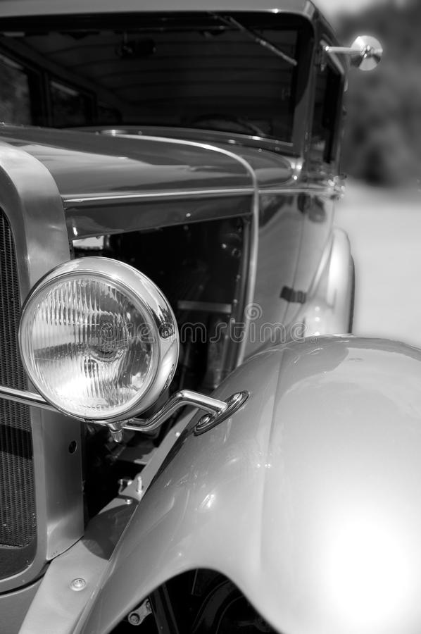 Close Up Photo of Classic Vehicle royalty free stock images