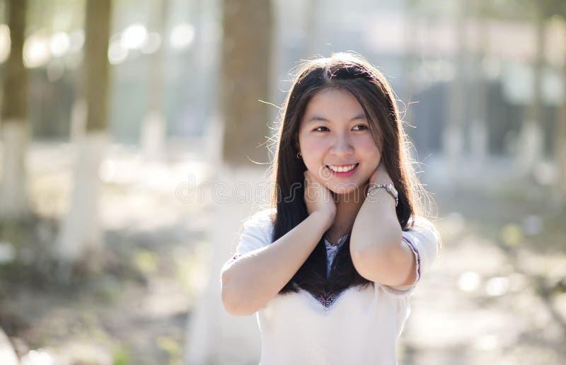 Close-Up Photography of Asian Woman Smiling stock photos