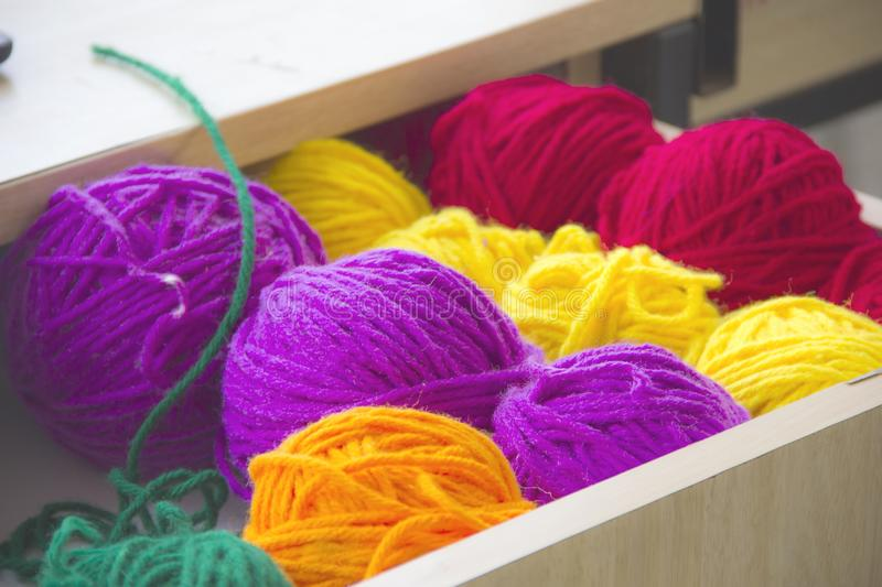Close-up Photography Of Colorful Yarns Free Public Domain Cc0 Image