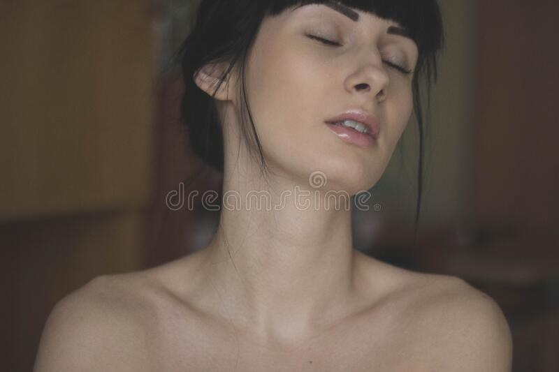 Close Up Photography Of Woman Free Public Domain Cc0 Image