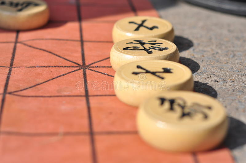 Download Close-up Pictures Of Chinese Chess Stock Photo - Image: 19483320