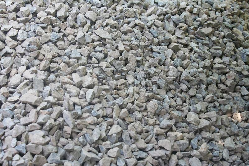 Pile rock on background. Close up Pile rock on background stock photography