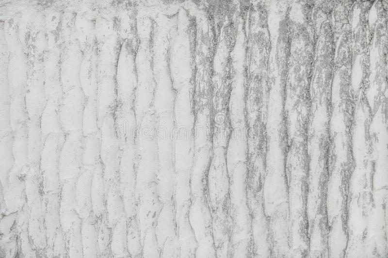 Plastering the concrete wall in seamless rough patterns , white or gray texture abstract for background in vertical royalty free stock images