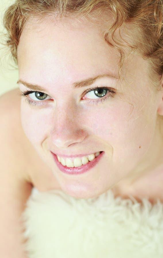 Close-up Portrait Royalty Free Stock Photo