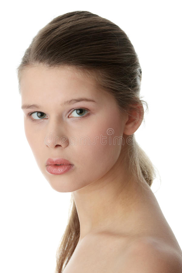 Download Close-up portrait stock photo. Image of close, person - 14332676