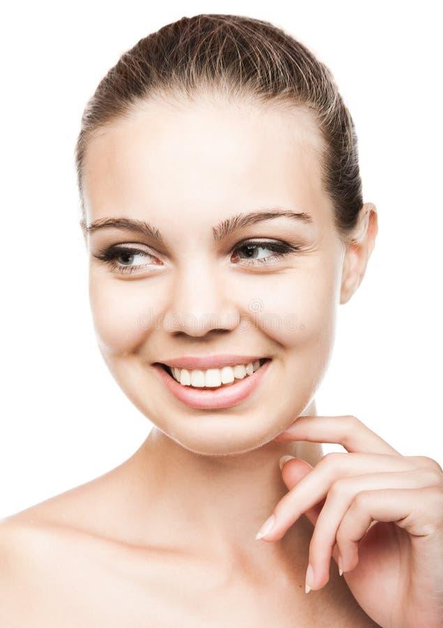 Download Close Up Portrait Of A Beautiful Female Model Stock Photo - Image of closeup, cute: 26049216