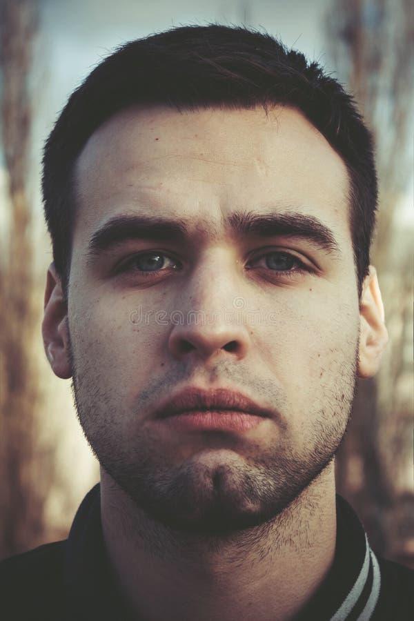 Close-up Portrait Of Man Free Public Domain Cc0 Image