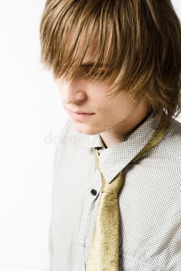 Free Close-up Portrait Of Young Man Royalty Free Stock Images - 13847639