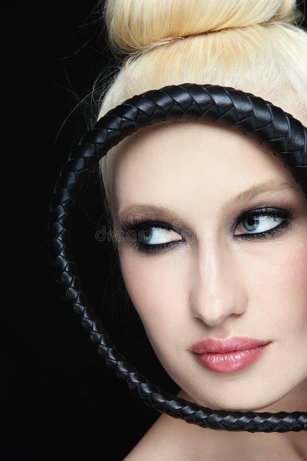 Download Dominatrix stock image. Image of fashion, model, punishment - 29852903