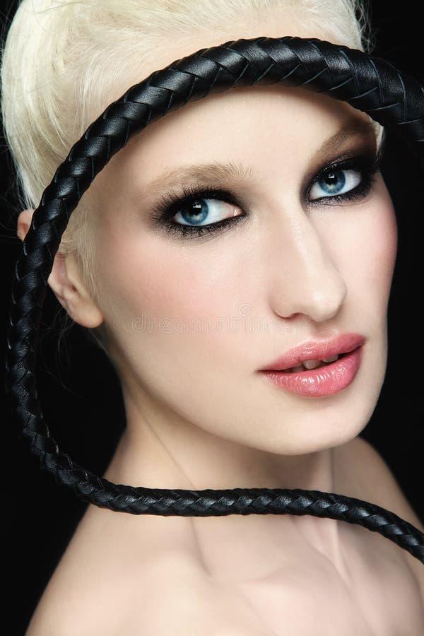 Download Dominatrix stock photo. Image of make, blond, glamorous - 30115108