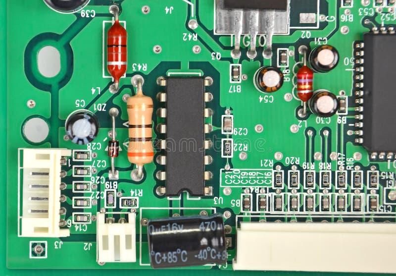 Download Circuit board stock image. Image of circuit, binary, megabyte - 30309277