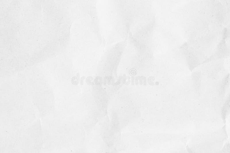 Close up reciclado natural do papel ou do documento da textura s do enrugamento fotos de stock