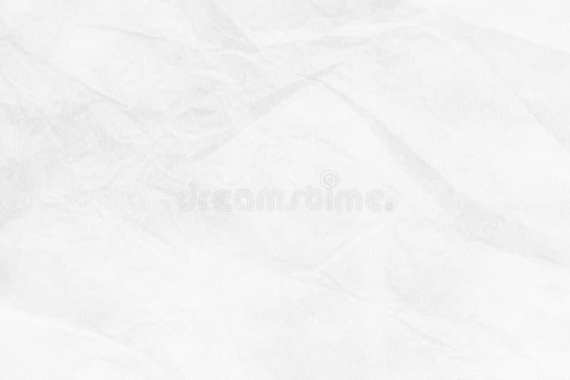 Close up reciclado natural do papel ou do documento da textura s do enrugamento imagens de stock royalty free