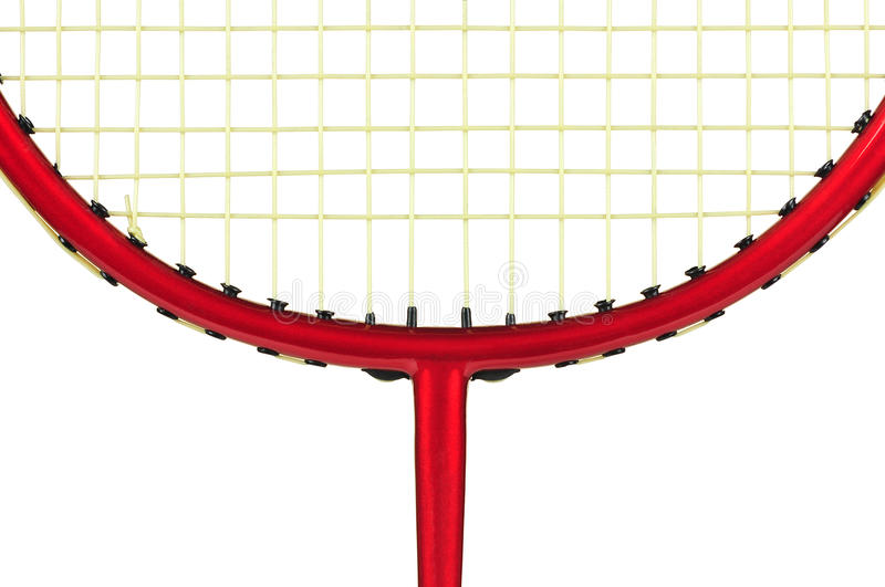 Download Badminton racket stock image. Image of game, isolated - 30184173