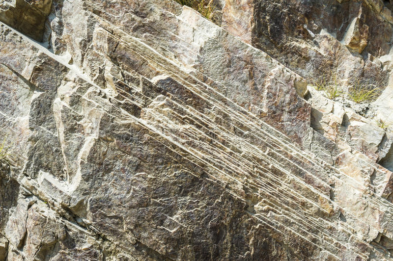 Close up of a rock texture royalty free stock images
