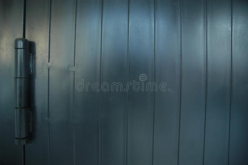 Close up rolling door detail texture ideal for background stock photos