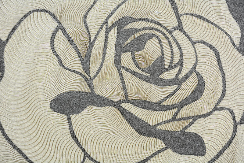 Close up of rose wallpaper. Background stock illustration