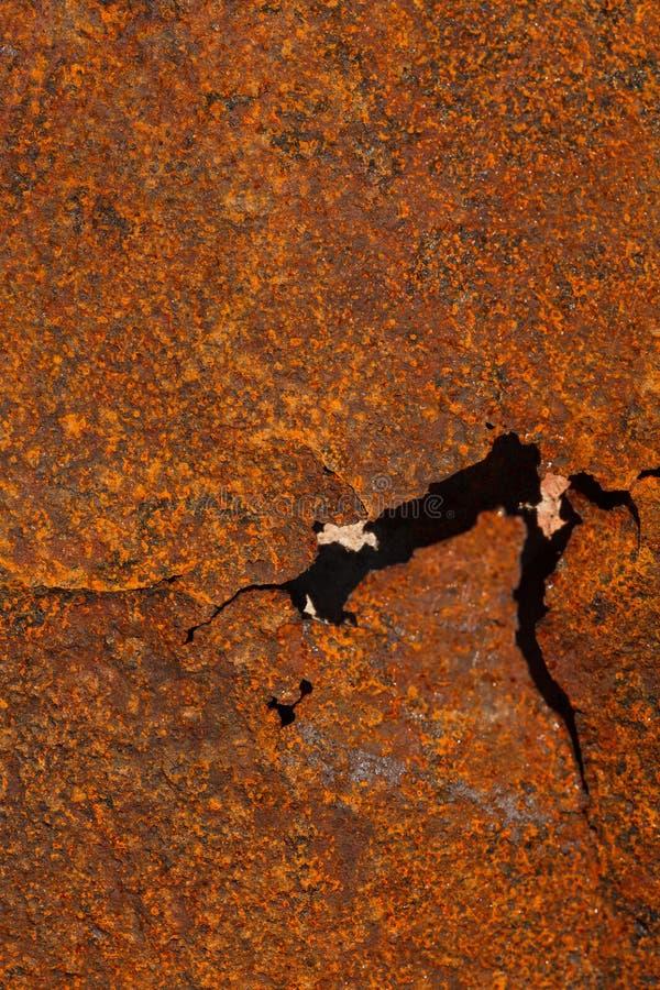 Close-up rust texture. Close-up rust texture stock image