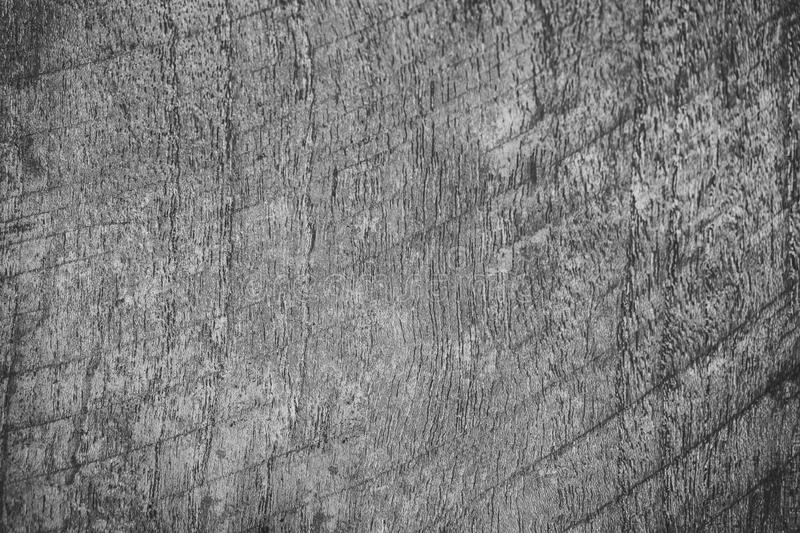 Close up rustic wood table with grain texture in vintage style. Surface of old wood plank in macro concept with empty template and royalty free stock photography