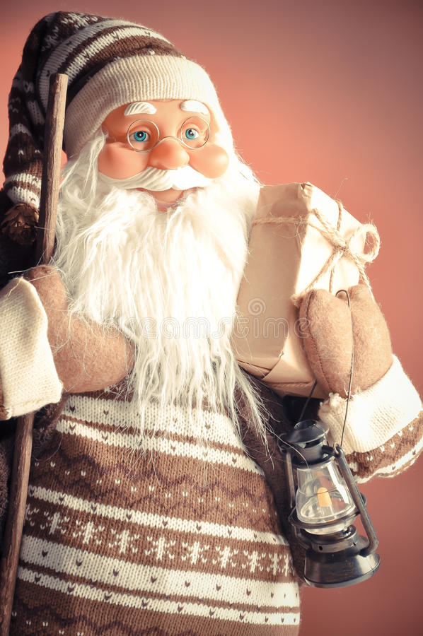 Close-up Santa Claus стоковая фотография rf
