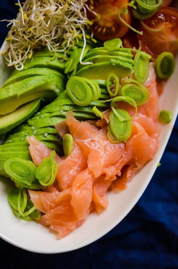 Close up saudável do alimento imagem de stock royalty free