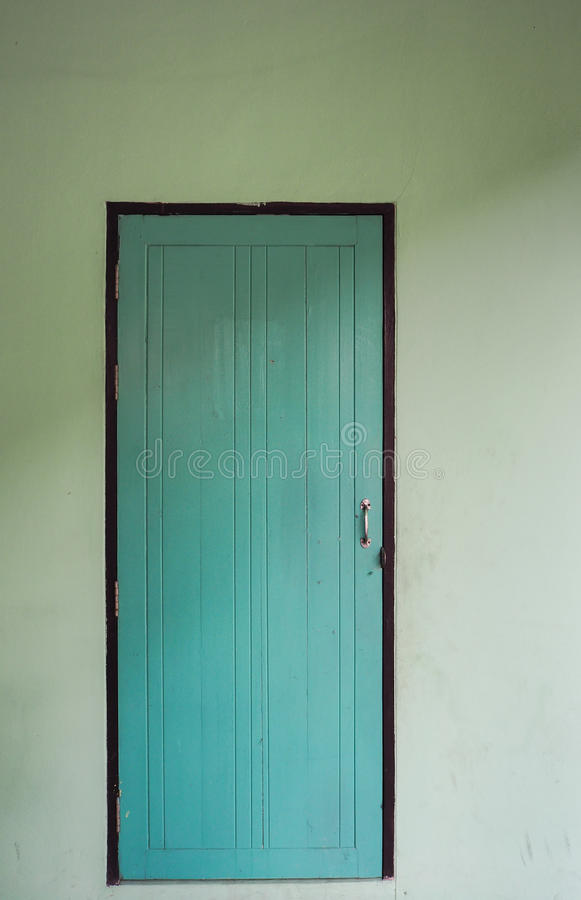 Download Close up shot of the door. stock photo. Image of iron - 69255058
