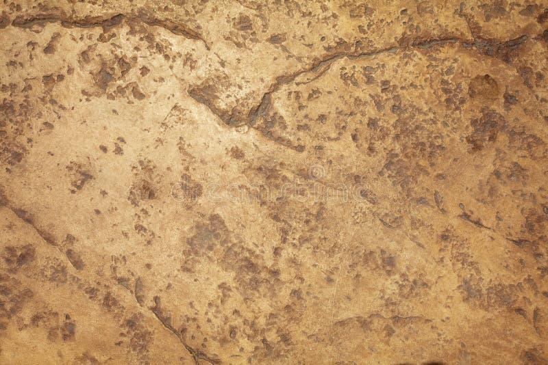 Close-up shot of light stone texture