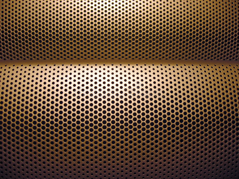 Download Speaker Dimples stock image. Image of pattern, abstract - 29773519