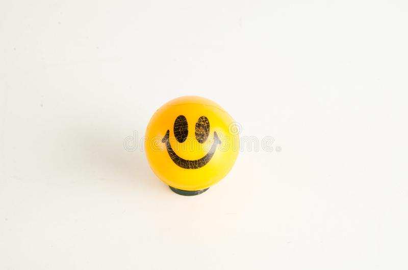 Close-up of smile face stock photography