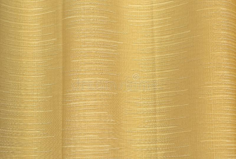 Soft brown curtain texture background. Close-up soft brown curtain texture background stock images