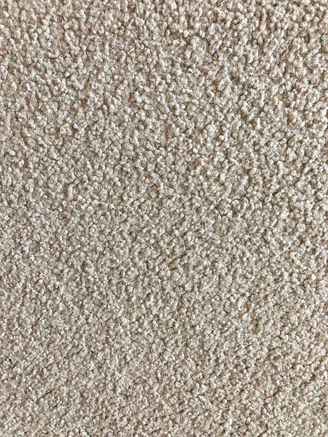 Close up of soft grey carpet material stock photos