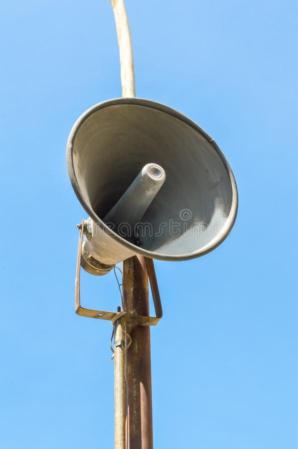 Speakers distributed in the country Thailand royalty free stock images
