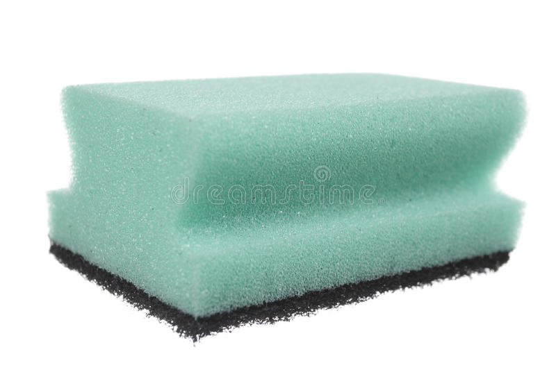 Download Close-up Sponge stock image. Image of green, cleaning - 35753147