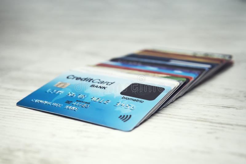 different electronic card stock photo  image of access